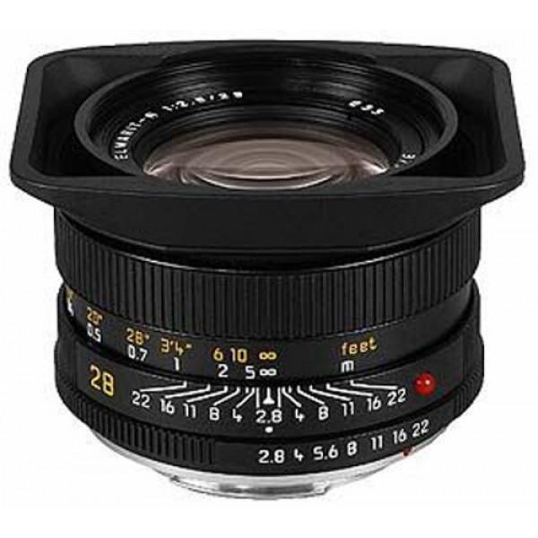 Leica 2,8 28MM Elmarit-R Objektiv-31