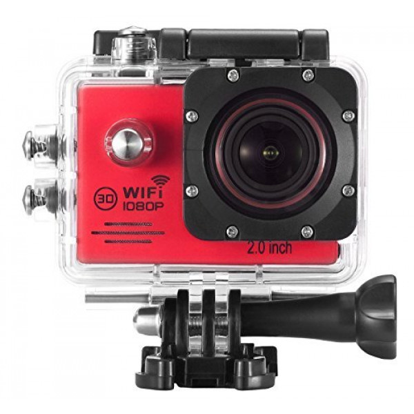 funtc outdoor sport action kamera auto dvr helm kameras mit wlan action cams videokameras. Black Bedroom Furniture Sets. Home Design Ideas