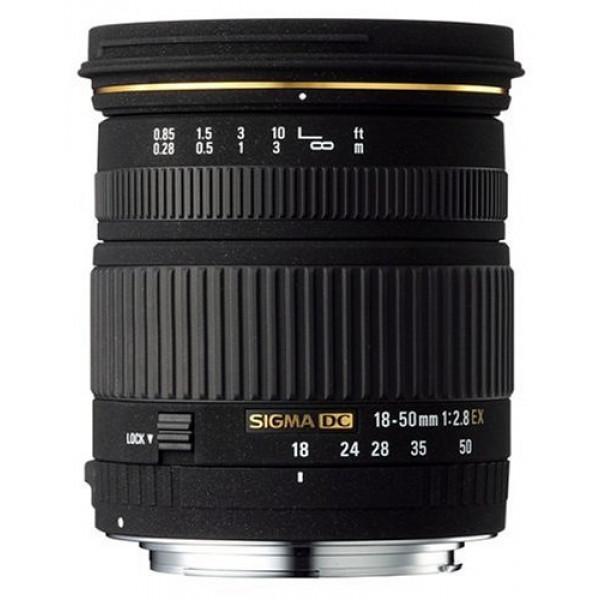 Sigma 18-50/2,8 DC digital Objektiv für Canon-31