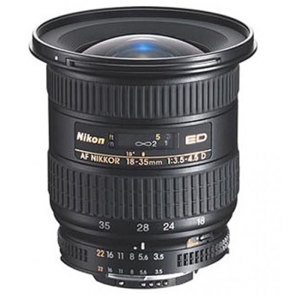 Nikon AF Zoom-Nikkor 18-35mm/3.5-4.5 D IF-ED Autofokus-Zoom-Objektiv (77mm Filtergewinde)-31