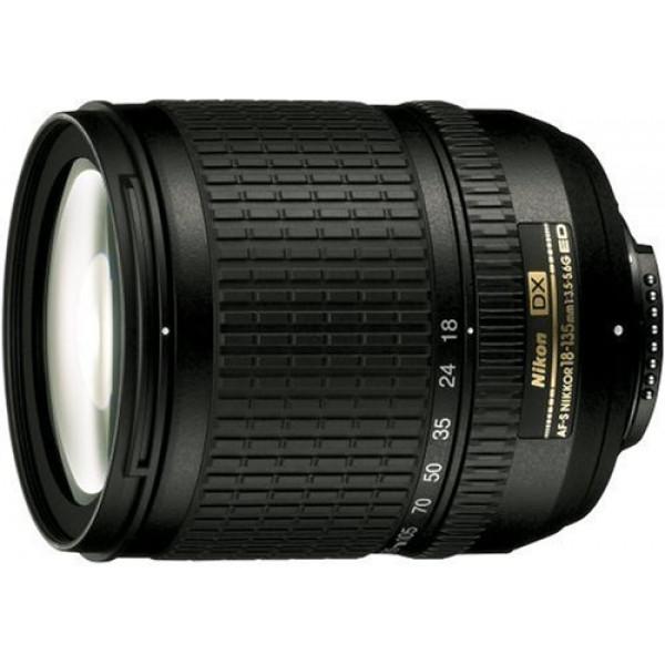 Nikon AF-S DX 3,5-5,6/18-135 IF-ED-31