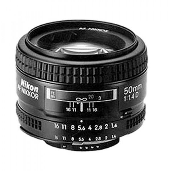 Nikon AF Nikkor 50mm 1:1,4D Objektiv (52 mm Filtergewinde)-31