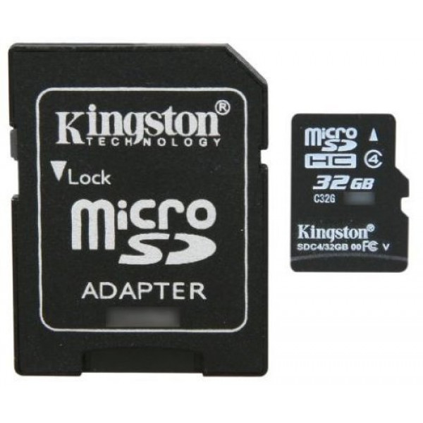 Professional Kingston MicroSDHC 32GB (32 Gigabyte) Card for Nokia 6500c Classic Phone Phone with custom formatting and Standard SD Adapter. (SDHC Class 4 Certified)-33