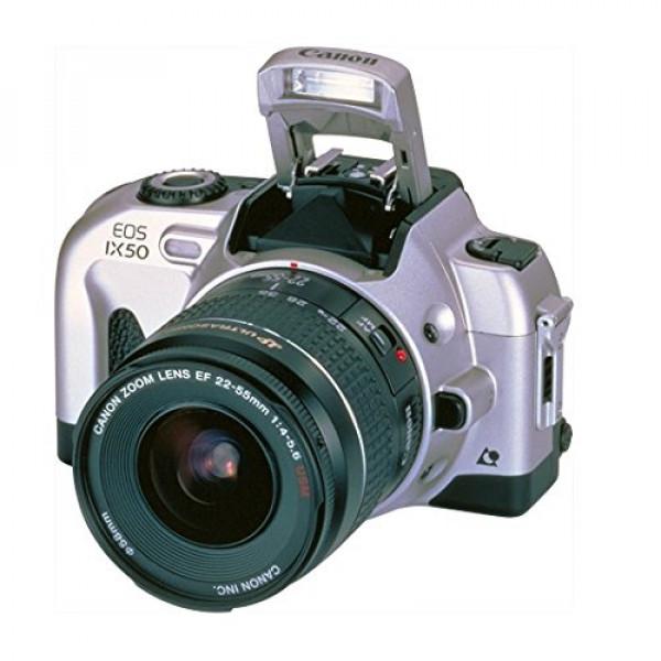 Canon EOS IX 7 SLR Analoge Spiegelreflexkamera für APS Filme-31