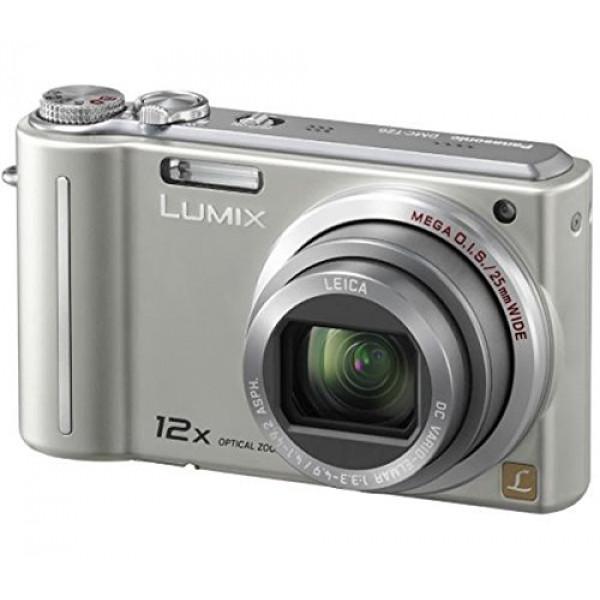 Panasonic DMC-TZ6EG-S Digitalkamera (10 Megapixel, 12-fach opt. Zoom, 6,9 cm Display, Bildstabilisator) silber-35