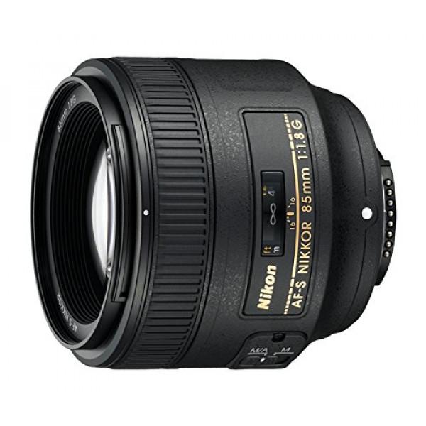 Nikon AF-S NIKKOR 85 mm 1:1,8G Objektiv-31