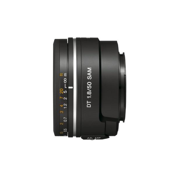 Sony SAL50F18, Porträt-Objektiv (50 mm, F1,8 SAM, A-Mount APS-C, geeignet für A77/ A58 Serien) schwarz-37