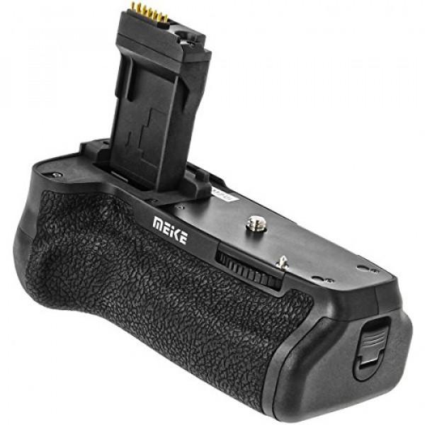 Meike Batteriegriff für Canon 750D, 760D für mehr Akkulaufzeit und professionelle Portraits MK-750D/760D-39