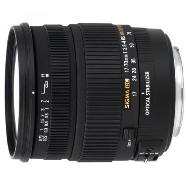 Sigma 17-70mm F2,8-4,0 DC Makro OS HSM Objektiv (72mm Filtergewinde) für Pentax-31