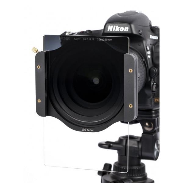 HAIDA Pro II MC Optical 150 mm x 100 mm GND Soft Edge Verlaufsfilter 0,9 (8x) (12,5 %)-36