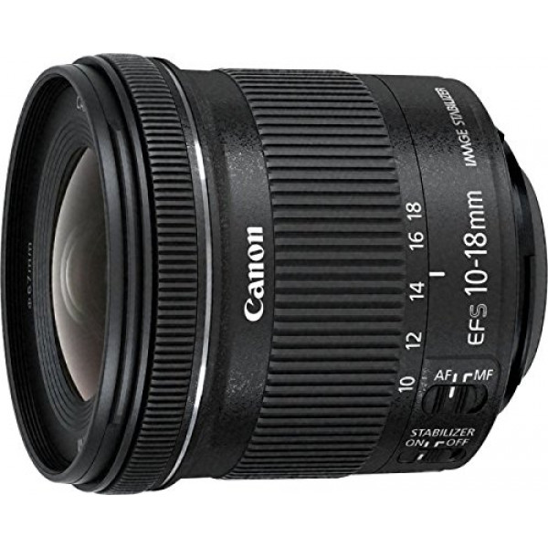 Canon 10-18 mm / F 4.5-5.6 EF-S IS STM 10 mm-Objektiv ( Canon EF / EF-S-Anschluss,Autofocus,Bildstabilisator )-31