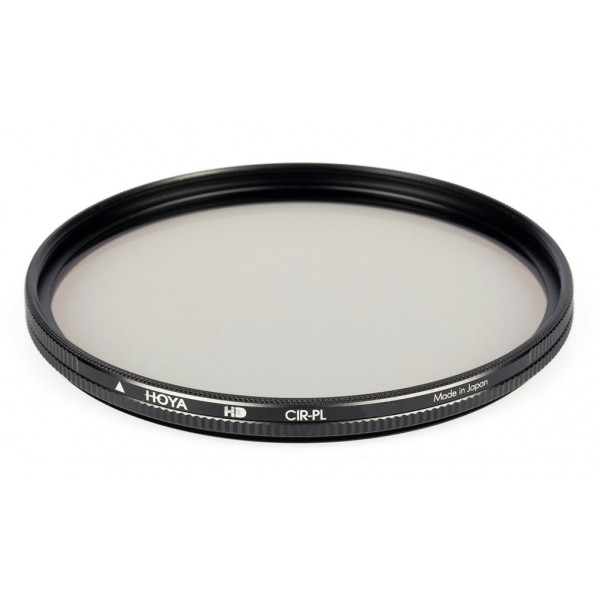 Hoya HD Polarisationsfilter Cirkular 77mm-31