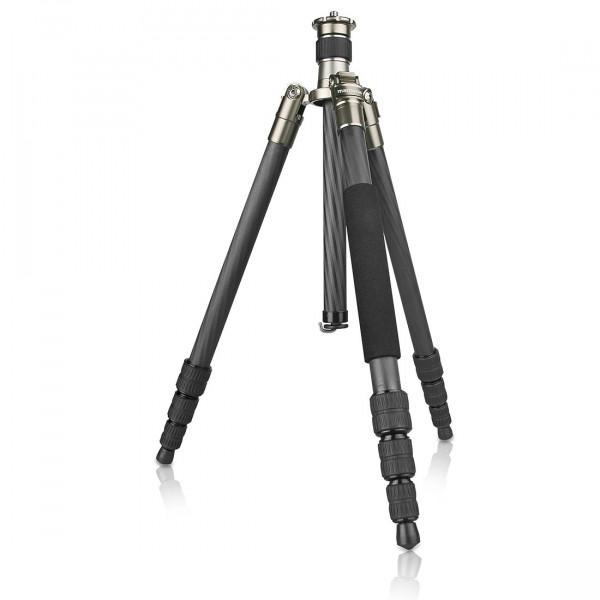 Mantona Titanium Carbon Kamerastativ mit Kugelkopf inkl. Schnellwechselplatte-39