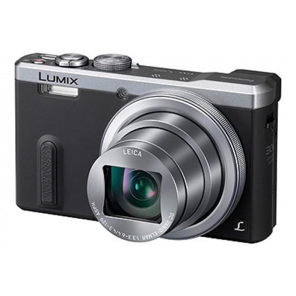 Panasonic LUMIX DMC-TZ61EG-S Travellerzoom Kamera (18,1 Megapixel, LEICA DC Weitwinkel-Objektiv mit 30x opt. Zoom, 3-Zoll LCD-Display, Full HD) silber-35