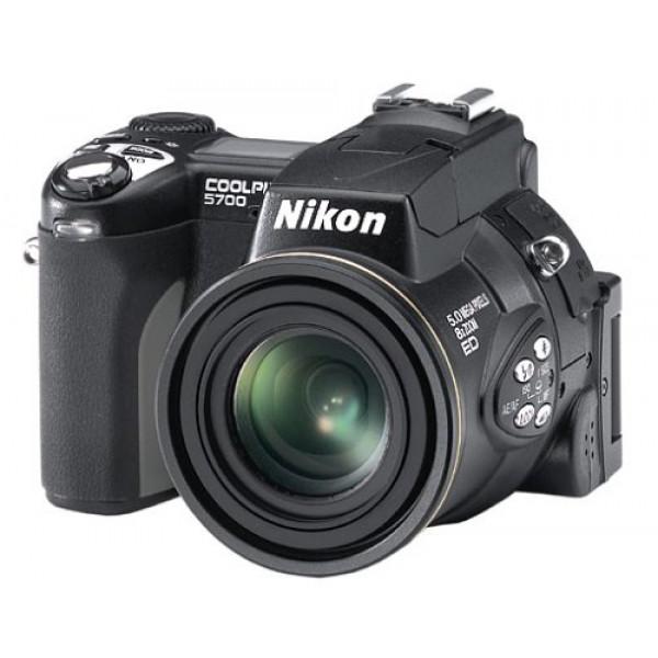 Nikon Coolpix 5700 Digitalkamera (5,0 Megapixel)-37
