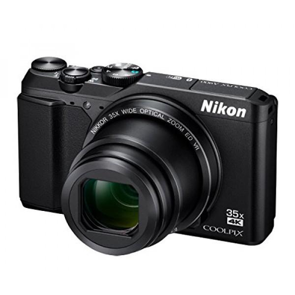 Nikon Coolpix A900 Kamera schwarz-32