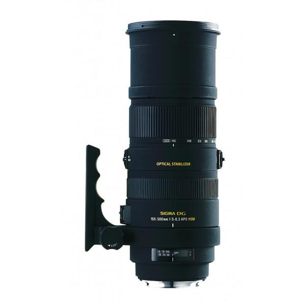 Sigma 150-500 mm F5,0-6,3 DG OS HSM-Objektiv (86 mm Filtergewinde) für Nikon Objektivbajonett-31