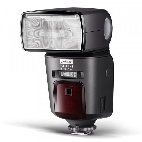 Metz 006431190 Blitzgerät für Canon schwarz-37