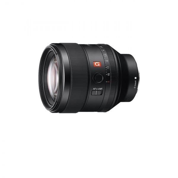Sony SEL85F14GM 85mm F1.4 Objektiv (77mm Filtergewinde) für Vollformat E-Mount Kameras schwarz-38