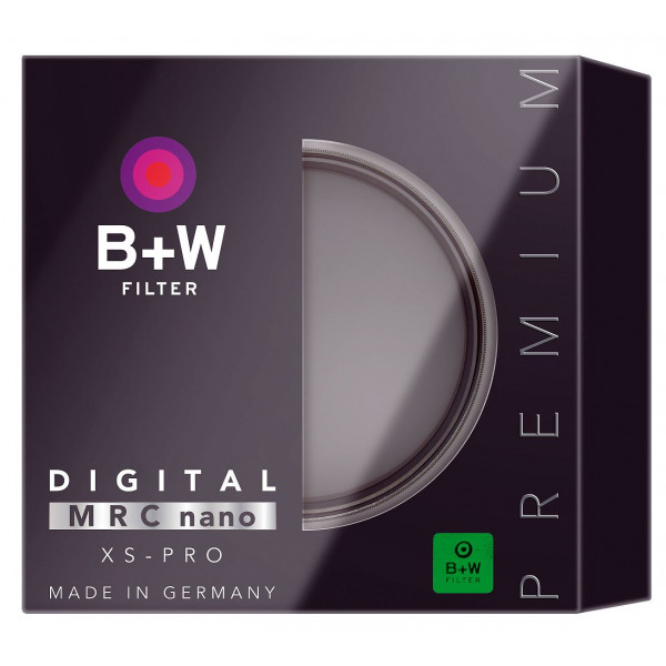 B+W zirkular Polarisationsfilter (77mm,Käsemann MRC Nano, XS-PRO digital)-31
