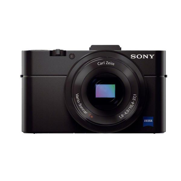 Sony DSC-RX100 II Cyber-shot Digitalkamera (20 Megapixel, 3,6-fach opt. Zoom, 7,6 cm (3 Zoll) Display, Full HD, bildstabilisiert, NFC, WiFi) schwarz-333