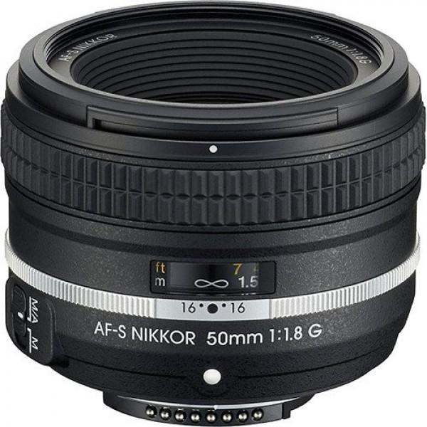 Nikon 50 mm / F 1,8 AF-S G SPECIAL EDITION Objektiv ( Nikon F-Anschluss,Autofocus )-33