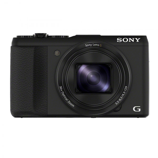Sony DSC-HX50 Digitalkamera (20,4 Megapixel, 30-fach opt. Zoom, 7,6 cm (3 Zoll) LCD-Display, Full HD Video, WiFi) mit 24mm Sony G Weitwinkelobjektiv schwarz-321