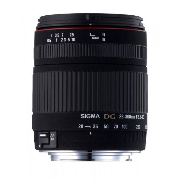 Sigma 28-300mm 3,5-6,3 DG Macro Objektiv für Canon-31