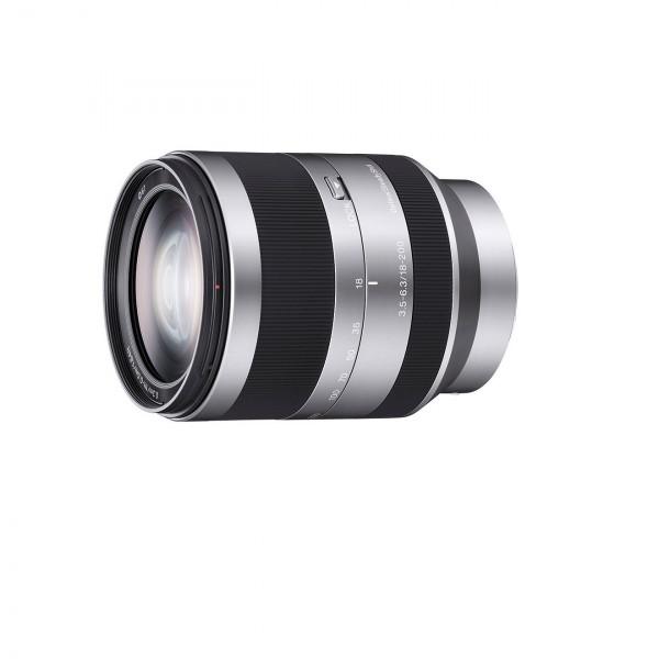 Sony SEL18200, Hochleistungs-Zoom-Objektiv (18-200 mm, F3.5-6.3 OSS, E-Mount APS-C, geeignet für A5000/ A5100/ A6000 Serien and Nex) silber-38