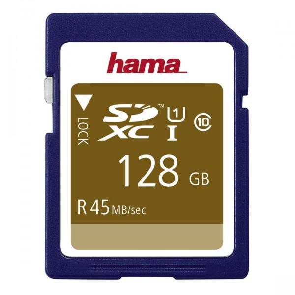 Hama Class 10 SDXC 128GB Speicherkarte (UHS-I, 45Mbps)-31