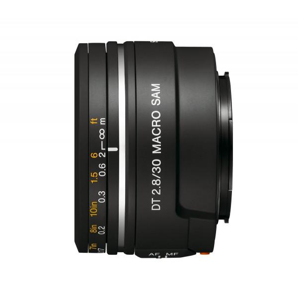Sony SAL30M28, Makro-Objektiv (30 mm, F2,8 Macro SAM, A-Mount APS-C, geeignet für A77/ A58 Serien) schwarz-34