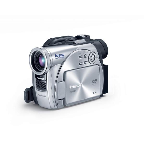 Panasonic VDR-M75EG-S Camcorder silber-31