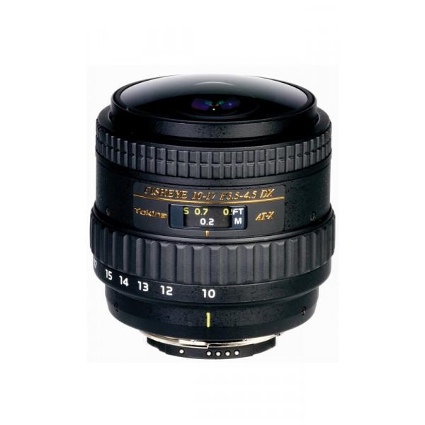 Tokina AT-X 10-17mm f/3,5-4,5 Objektiv für Nikon Digital-SLR Objektivbajonett mit APS-C-Format Sensor-34