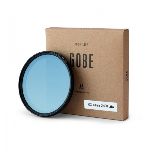 Gobe NDX 43mm variabler Neutral Density Objektivfilter-36