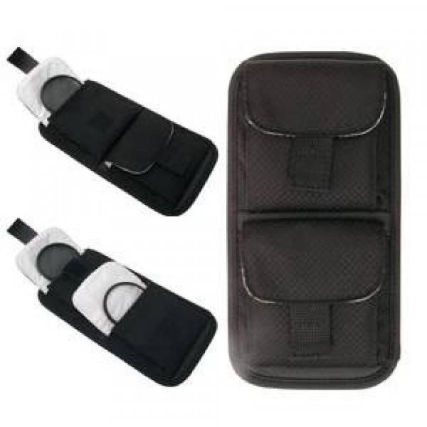 Filtertasche + B+W Filter Schutzfilter CLEAR 007M / 77mm MRC NANO/ Weitwinkelfassung XS-PRO Digital / 1066111 Premium Professional-34