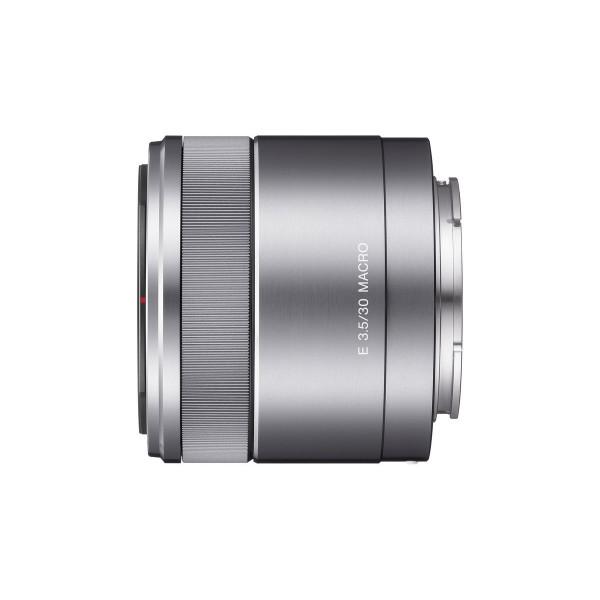 Sony SEL30M35, Makro-Objektiv (30 mm, F3,5, E-Mount APS-C, geeignet für A5000/ A5100/ A6000 Serienand Nex) silber-35