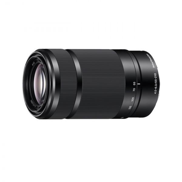 Sony SEL55210 F4,5-6,3 / 55-210mm E-Mount Tele-Zoom-Objektiv schwarz-33