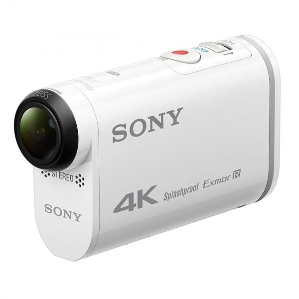 Sony FDR-X1000 4K Actioncam (4K Modus 100/60Mbps, Full HD Modus 50Mbps, ZEISS Tessar Objektiv mit 170 Ultra-Weitwinkel, Vollständige Sensorauslesung ohne Pixel Binning, Zeitlupenaufnahmen) weiß-328