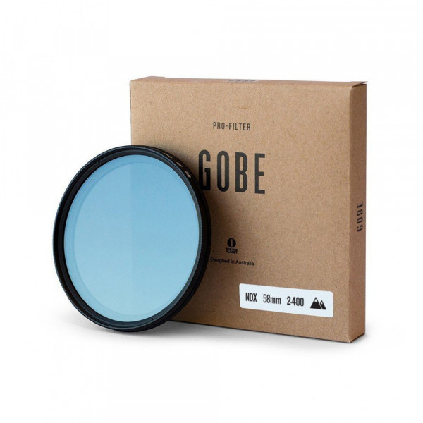 Gobe NDX 58mm variabler Neutral Density Objektivfilter-37