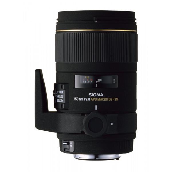 Sigma 150mm F2,8 EX APO DG Macro HSM Objektiv (72mm Filtergewinde) für Nikon D-31
