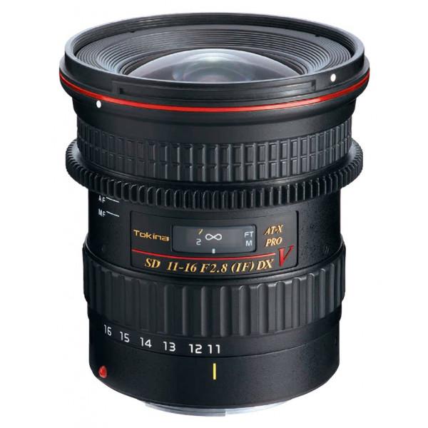 Tokina AT-X 11-16/2.8 Pro DX V Objektiv für Canon schwarz-35