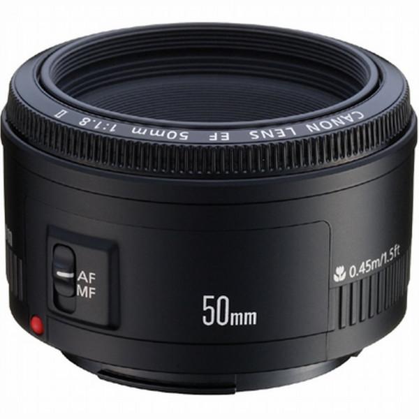 Canon EF 50mm 1:1.8 II Objektiv (52 mm Filtergewinde)-32