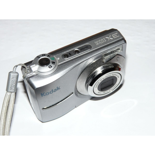 Kodak C813 Digitalkamera (8 Megapixel, 3-fach opt. Zoom, 6,1 cm (2,4 Zoll) Display) silber-33