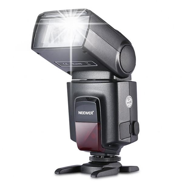 Neewer® TT560-Blitz Speedlite für Canon Nikon Sony Olympus Panasonic Pentax Fujifilm Sigma Minolta Leica und andere SLR Digital SLR Spiegelreflex-Kameras und Digitalkameras mit Single-Kontakt Hot Shoe-38