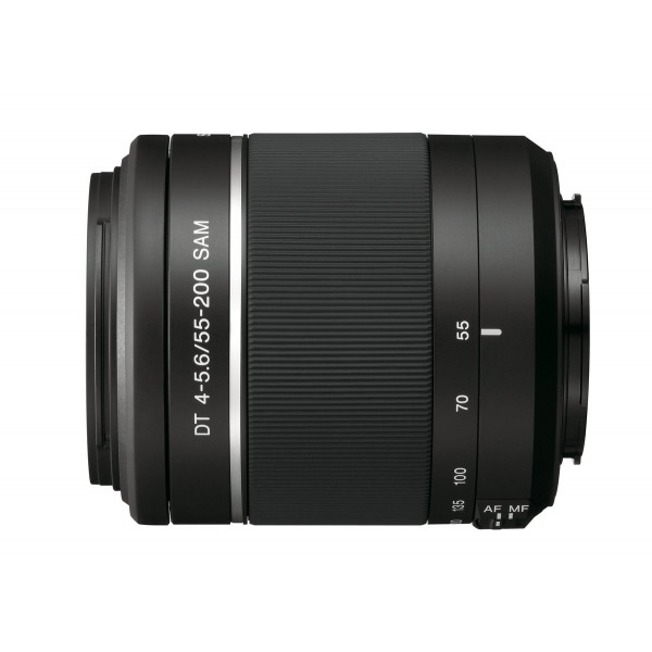 Sony SAL55200-2, Tele-Zoom-Objektiv (55-200 mm, F4 5,6 SAM II, A-Mount APS-C, geeignet für A77/ A58 Serien) schwarz-33