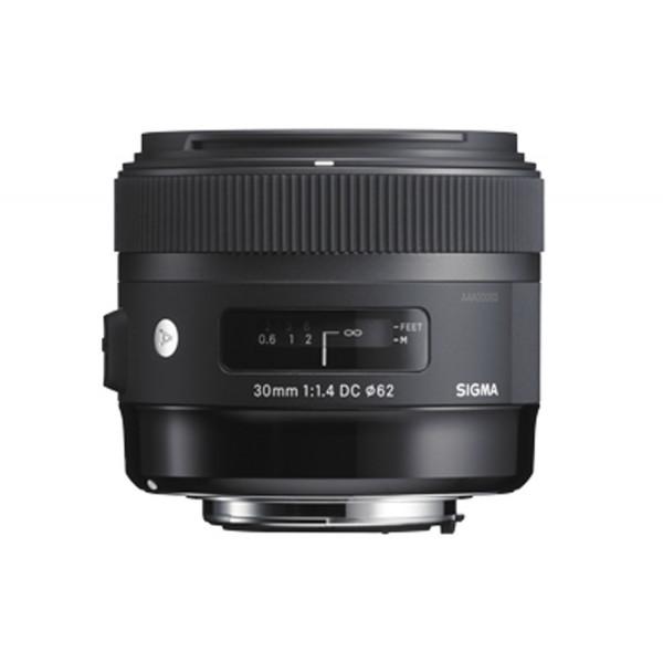 Sigma 30 mm F2.8 EX DN-Objektiv (46 mm Filtergewinde) für Micro Four Thirds Objektivbajonett-31