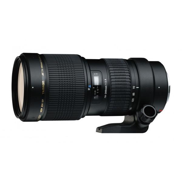 Tamron AF 70-200mm 2,8 Di SP Macro digitales Objektiv (77mm Filtergewinde) für Canon-31