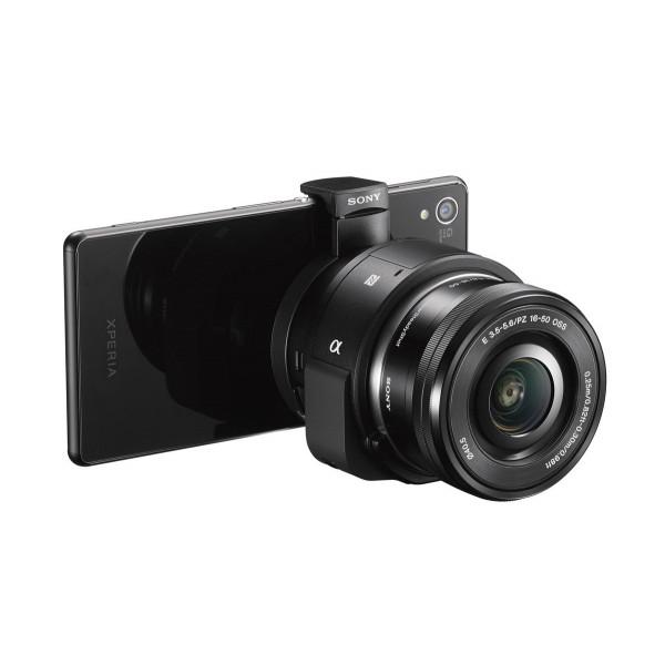Dkb App Mobile Für Cashback: Sony ILCE-QX1 Systemkamera (WiFi, NFC, PlayMemories Mobile