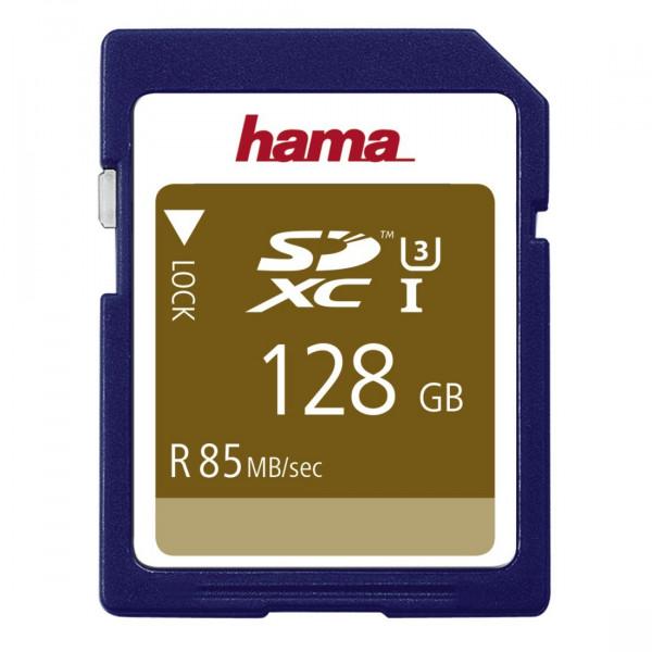 Hama Class 10 SDXC 128GB Speicherkarte (UHS-I, 85Mbps)-31