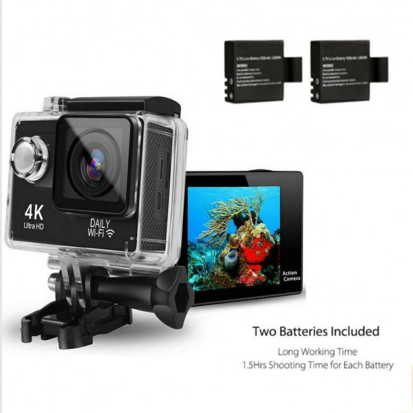 DAILY Original Mini Ultra 4K HD1080P WiFi DV Action Sports Camera Waterproof Camcorder-35